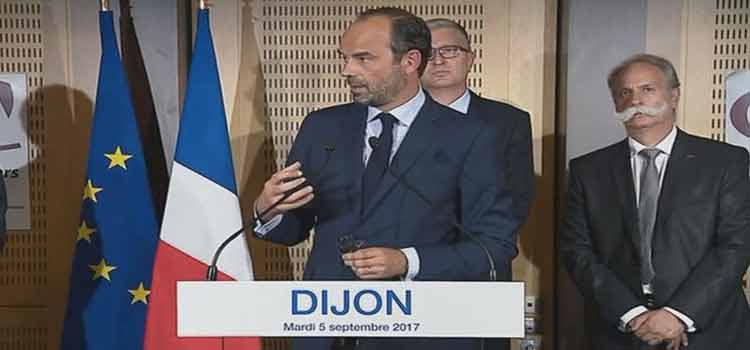 Suppression du RSI par le gouvernement d'Edouard Philippe
