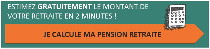 calcul pension retraite